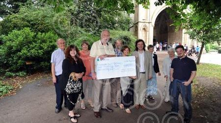 Theatre Royal Writers Group raises funds for Freedom from Torture