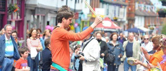 St. John's Street Fair
