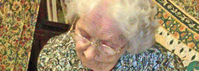 Death of Betty Curtayne