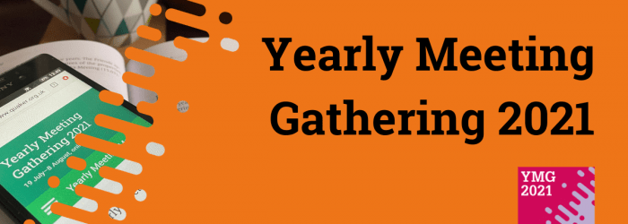 Epistle of Britain Yearly Meeting 2021